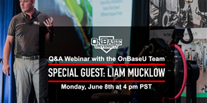 Full Recording: Q&A with Liam Mucklow